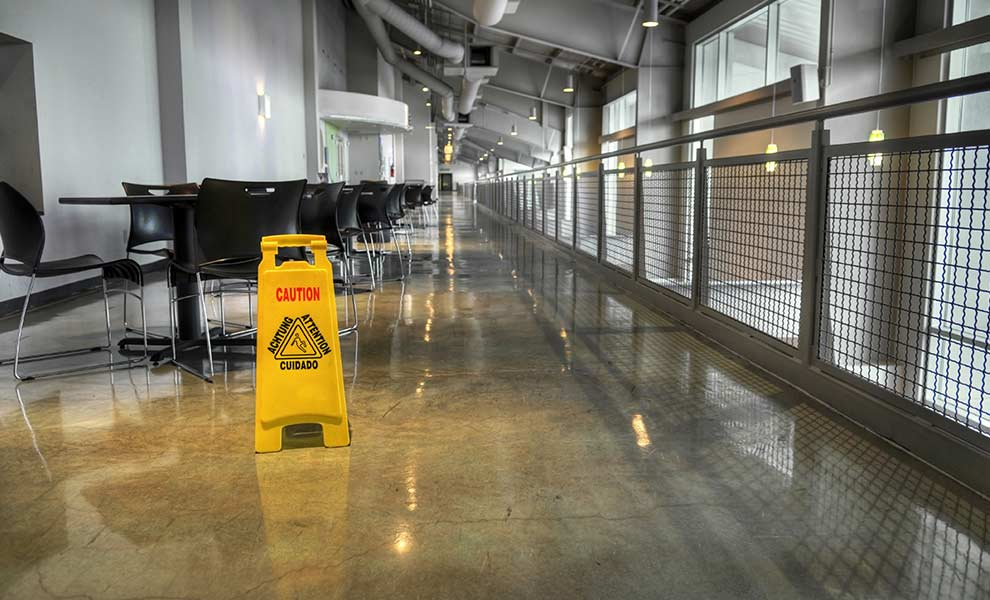 Stewart Law Offices Common Workplace Injuries