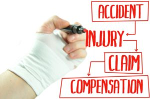 Injured hand writing injury claim