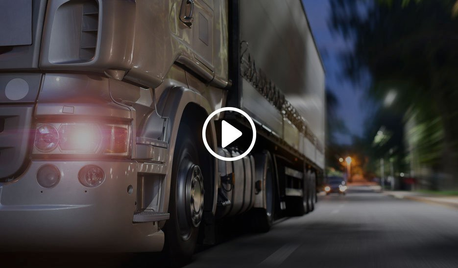 featured truck accident video banner