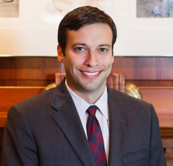Attorney Tyler Bathrick