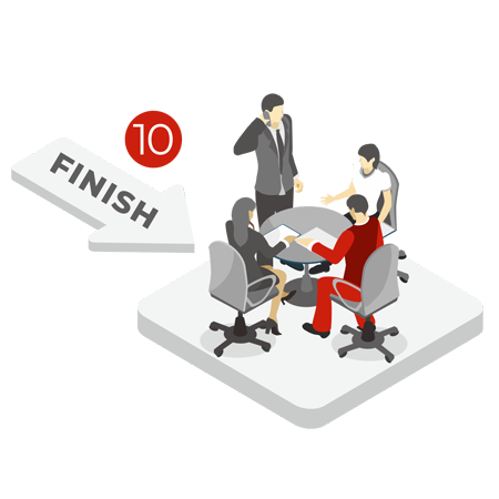 Workers Comp Process Step 10