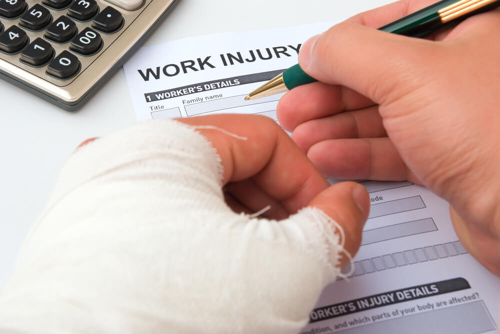 Overexertion at Work - Workers' Compensation in South Carolina