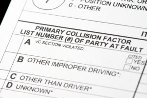Obtain Police Report After Car Accident in South Carolina