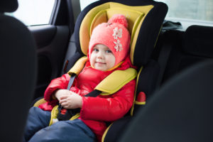 Winter Coats and Car Seat Safety - Stewart Law Offices